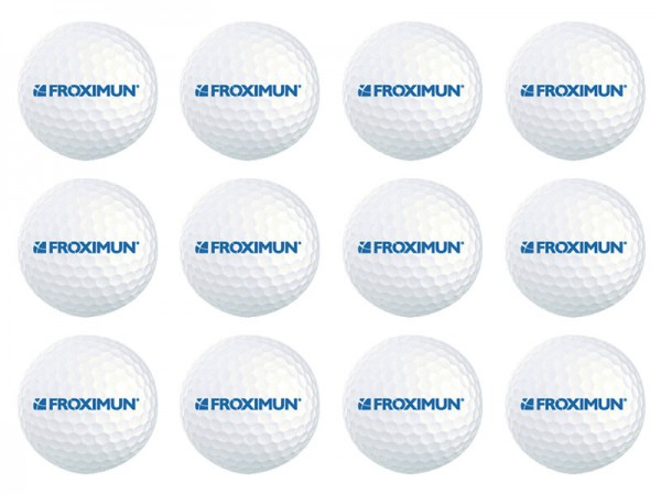 FROXIMUN Golfball-Set, 12er